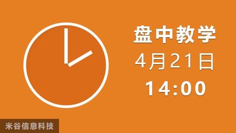 盘中视频0421-14:00