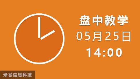 盘中视频0525-14:00
